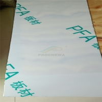 Quality 1.5-6mm x 1500mm width Chinese PFA Anticorrosive Lining Sheet for sale