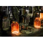 China Domestic Flint Glass Bottle Production Line for sale