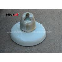 Quality ANSI 52-8 Disc Suspension Insulator For Distribution Power Lines 110KV for sale