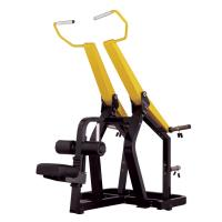 Quality fitness equipment manufacturers in China/hammer strength machine/pull down for sale