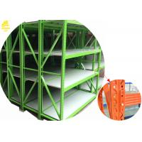 China Colorful Medium Duty Racking System , Metal Storage Shelves No Nuts on sale