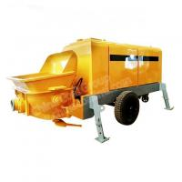 China Hot Selling HBT Series Motor Concrete Pump For Construction Machinery on sale