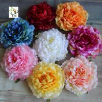 Best UVG wholesale silk flowers in individual artificial penoy for floral wall backdrop arrangements FPN113 wholesale