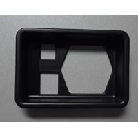 China Injection Molding Custom Plastic Enclosures Panel Bezel With Printing / Painting on sale