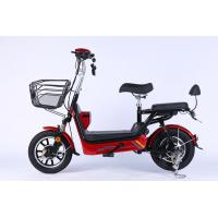Quality 350v Brushless Electric Motor City Folding E Bike Charging Fast And OEM for sale