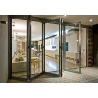 China Aluminum Bifold Door (D07) on sale
