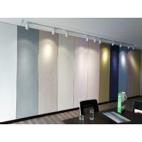 Buy Colorful Cloth Surface Natural Hemp Fiberboard Panels Good Bending Toughness at wholesale prices