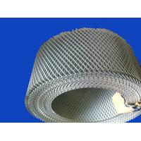 China Low Carbon Steel Expanded Metal Mesh Sheet roll For Highway / Studio fencing on sale