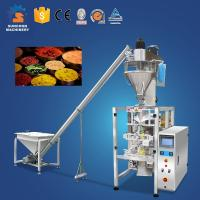 Quality Highly Automatic Vertical Powder Spice Packing And Filling Machine for sale