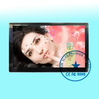 Quality Ultra Slim Digital Signage Wall Mount LCD Display Monitor high Brightness for sale