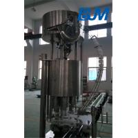 Best 3000 - 6000 BPH Filling And Capping Machine For Water / Juice / Carbonated Drink wholesale