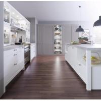 Buy cheap American style Shaker kitchen cabinet,white color kitchen cupboard,kitchen from China from wholesalers