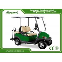 Quality CE Approved 4 Seater Club Car Comfortable 48V With 3.7KW ADC Motor for sale