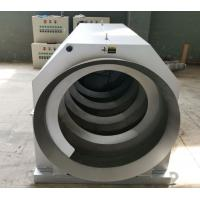 Quality Filtering Mechanical Screen Wastewater , Rotary Drum Screen Internal Feed Customized for sale