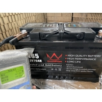 Quality SONCAP Lead Acid DIN55MF12V75ah Mf Car Battery for sale