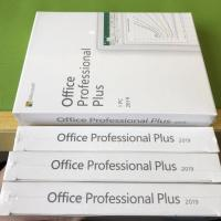 Quality Office 2019 Microsoft Office Professional Plus Pro 32 - 64 Bit Original Microsoft Key for sale