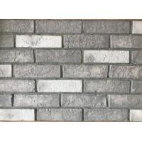 Buy cheap Environmental Protection Faux Exterior Brick With Surface Texture from wholesalers