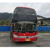 Quality 54 Seats 274KW Used YUTONG Buses Weichai Engine Great Performance For Traveling for sale