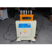 Best Frequency Changer Adjust Speed Automatic Straightening Machine , Motor Drive Coil Straightening Machine wholesale
