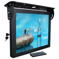 China 19Inch Bus Advertising Player , Digital Signage Lcd Player With Remote Control on sale