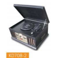 Buy cheap Retro Style Turntable Player, Cd Player, Gramophone, Radio from wholesalers