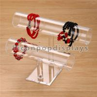 Best Acrylic Counter Display Racks Custom Size Watch Bracelet Display Stand For Shops wholesale