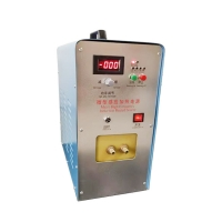 Portable Small Size IGBT Gold Silver Melting Machine for sale