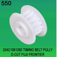 China 324C1061260 TIMING BELT PULLY D-CUT FOR FUJI FRONTIER minilab on sale