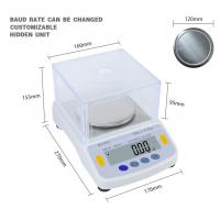 Buy cheap BDS-DJ precision jewelry gold balance,high precision 600g1.2kg/0.01g,Strong from wholesalers
