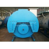 Quality WNS Horizontal Fire Tube Boiler Packaged / Industrial Steam Boiler 1 Ton To 20 Ton for sale