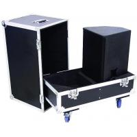 Quality Big Events Used Aluminum Road Cases , Transportation Tool Box Plywood Customized Size for sale