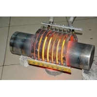 Quality Hot Forging 20KHZ 200kw 320A Induction Heating Machine for sale