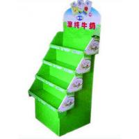 Best Light Duty 5 Layer POP Cardboard Displays With 30kg Capacity For Supermarket / Store wholesale