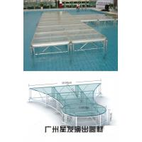 Quality Catwalk Adjustable Alumimum Stage, Aluminum acrylic Stage for Fashion Show for sale