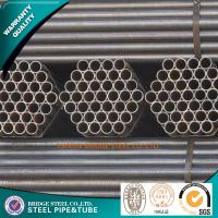 Quality Q215 3 Inch Mild Steel Pipe Electronic Resistance Welded BS1387-1985 for sale