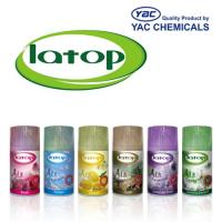 China Metered Air Freshener Lilac, Citrus, Ocean, Antitobacco Smell for Automobiles on sale