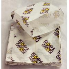 Buy cheap Grease proof kraft hamburger takeaway food bags from wholesalers