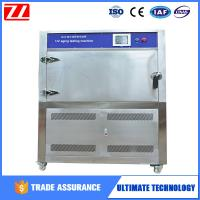 Quality QUV UV Test Machine In Paint And Coatings , Automotive , Plastics Etc for sale