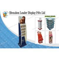 Buy cheap Tiered Shop Cardboard Carton Displays Boxes Offset Printing In Supermarkets from wholesalers