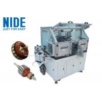 Quality Three phase Armature Winding Machine / Equipment For Meat Grinder , Mixer Motor for sale