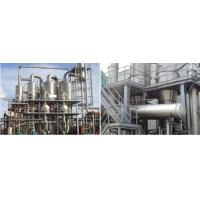 Quality 5TPH Forced Circulating Evaporator  Dairy Processing Equipment for Beer Juice for sale