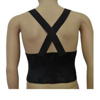 China BS-01 Nylon Material Industrial Lumbar Back Brace , Lower Back Support Brace on sale