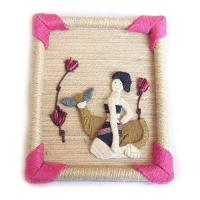 Best Hemp Wall Hanging,Wall Arts,Picture,Handicrafts,Home Decor wholesale