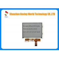 Quality 600 * 800 Resolution Small E Ink Display , 6.0 Inch E Ink Display Panel for sale