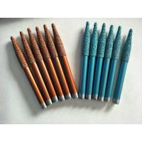 Quality Vacuum Brazed Sculpture Carving Tools For Bluestone With Plastic Box Package for sale