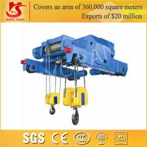 Quality Crane hometown remote control double speed cheap 3 ton hoist crane for sale