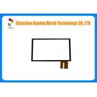Quality 15.6 Inch Capacitive Multi Touch Screen PCB Board For Connection Logo Printing for sale
