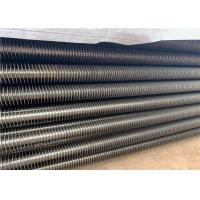 China Cold Finish High Frequency Welding ASME Boiler Fin Tube for sale