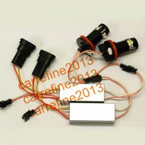 China H8 6W car lamp Angel Eyes LED white bulbs Error Free for BMW / BMW5 series E60/E61 M5 550 on sale