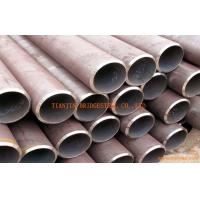 Quality ASTM A53 Carbon Steel Seamless Pipe / Tubing For Construction Material for sale